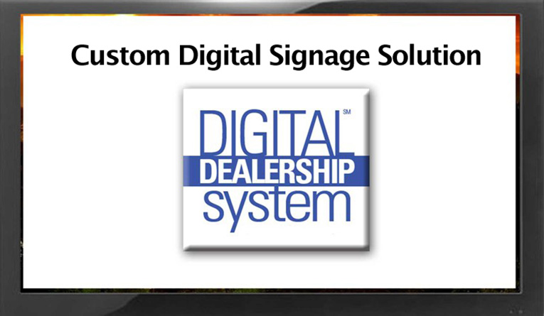 Custom Digital Sign Solutions