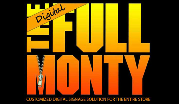 Full Digital Signage Packages