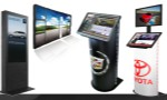 Touch-Screen Kiosks and More